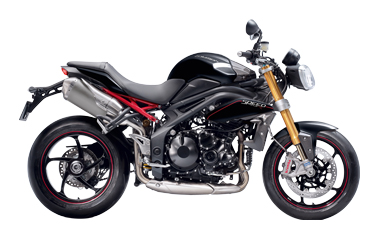 Triumph Speed Triple R - Ultimate performance
